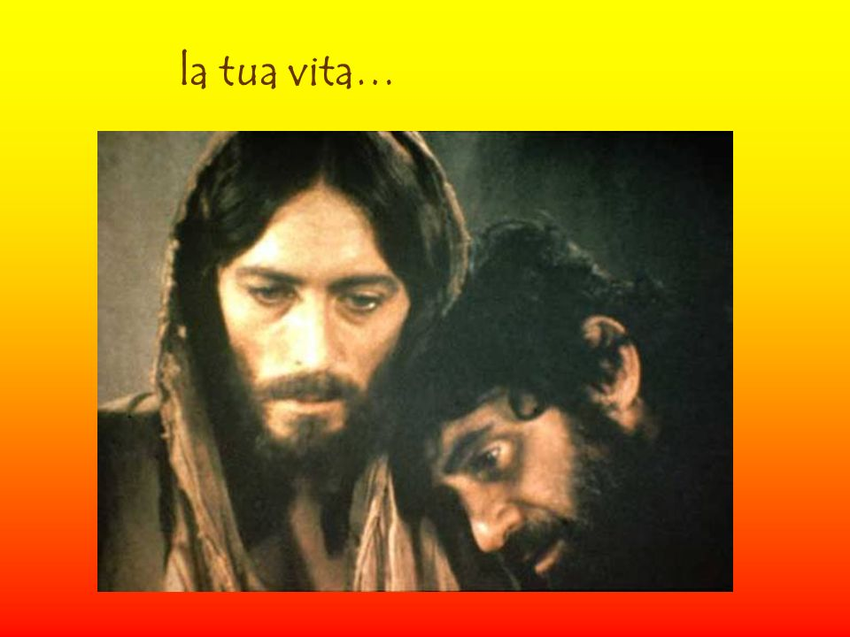 La tua fede,