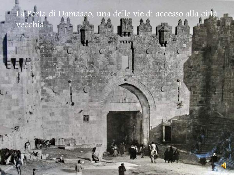 Accanto alla Porta delle Immondizie nel parco archeologico Ha-Ofel sorge un sito che testimonia tutti i periodi archeologici della città, essendo situ