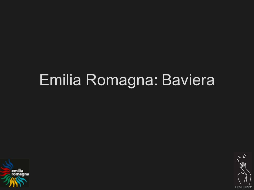 Leo Burnett Emilia Romagna: Baviera
