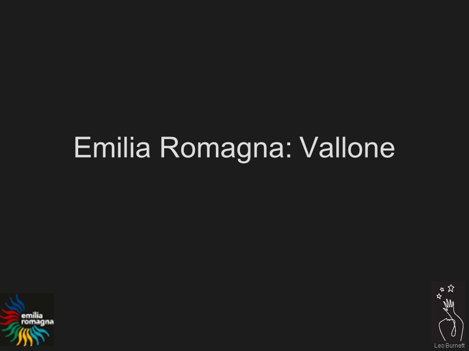 Leo Burnett Emilia Romagna: Vallone