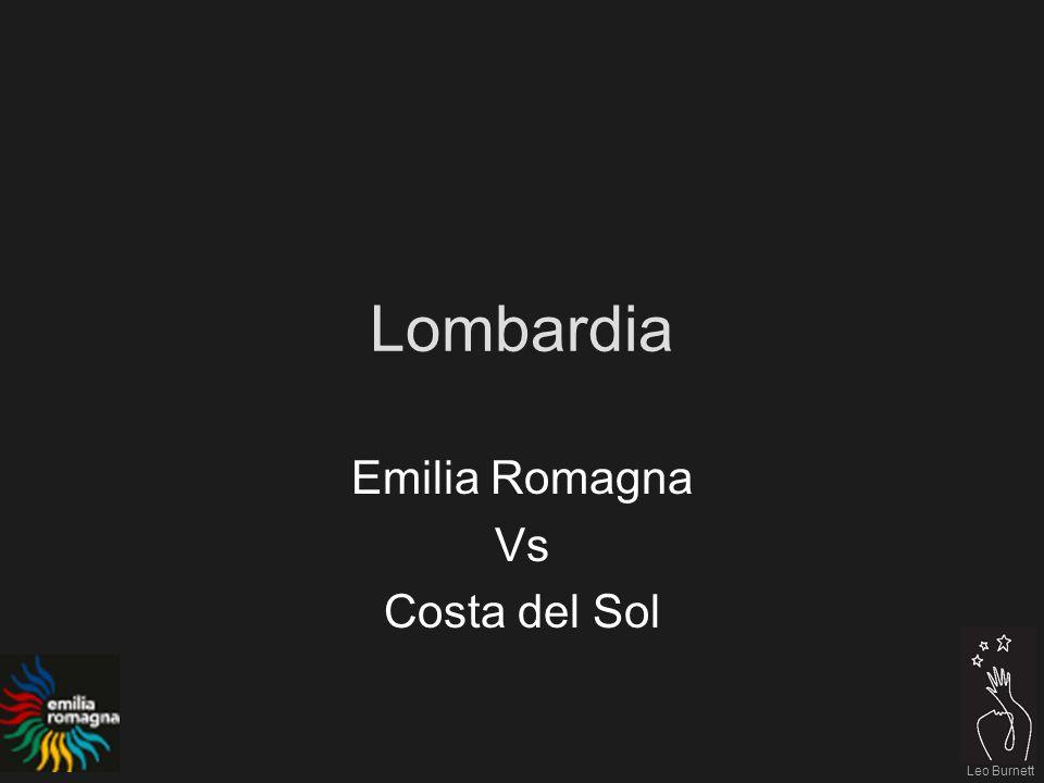 Leo Burnett Lombardia Emilia Romagna Vs Costa del Sol