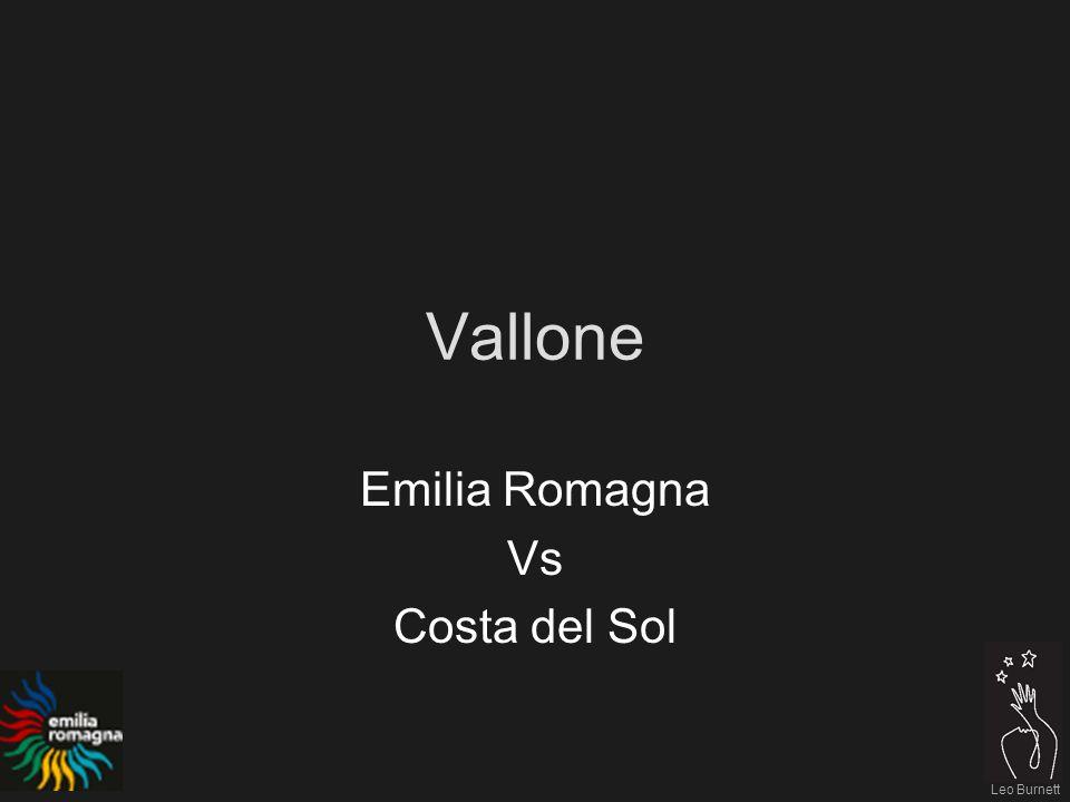 Leo Burnett Vallone Emilia Romagna Vs Costa del Sol
