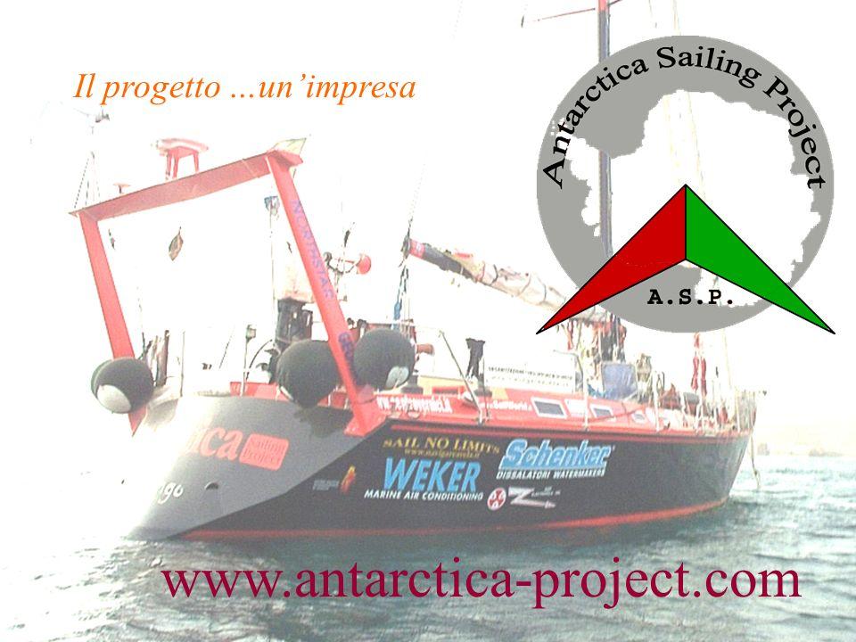 www.antarctica-project.com Il progetto …unimpresa