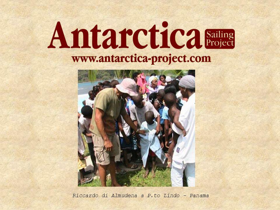 Riccardo di Almudena a P.to Lindo - Panama