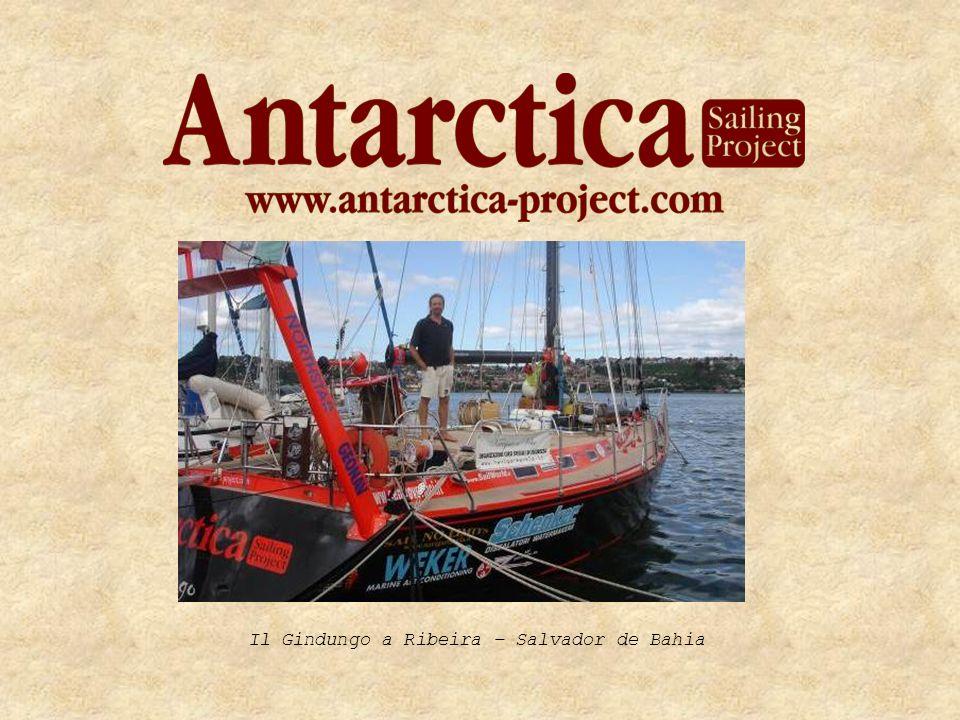 Corrieri del Mare Antarctica Sailing Project La nascita dei Corrieri del Mare alle Isole Canarie segna con successo il pieno raggiungimento del primo obiettivo del progetto di Antarctica Sailing Project.