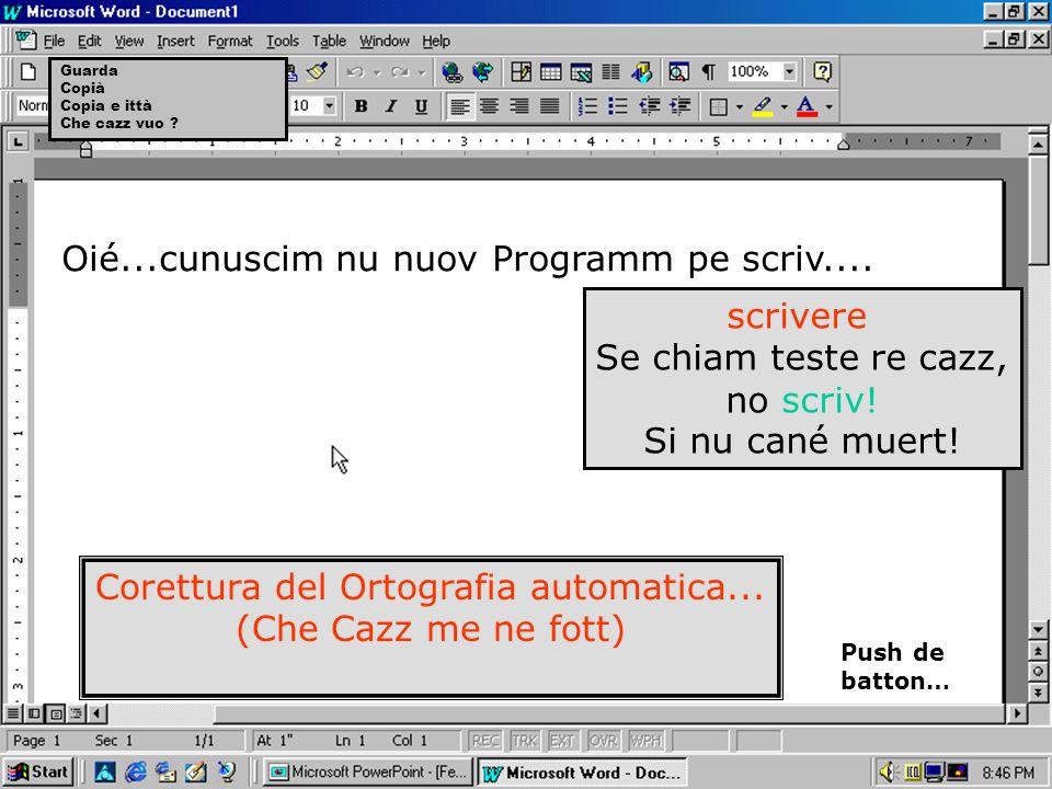 Program pe scriv na letter u che cazz ne so....Winparol.exe Versione Sicura.elf718.jg Diritti .