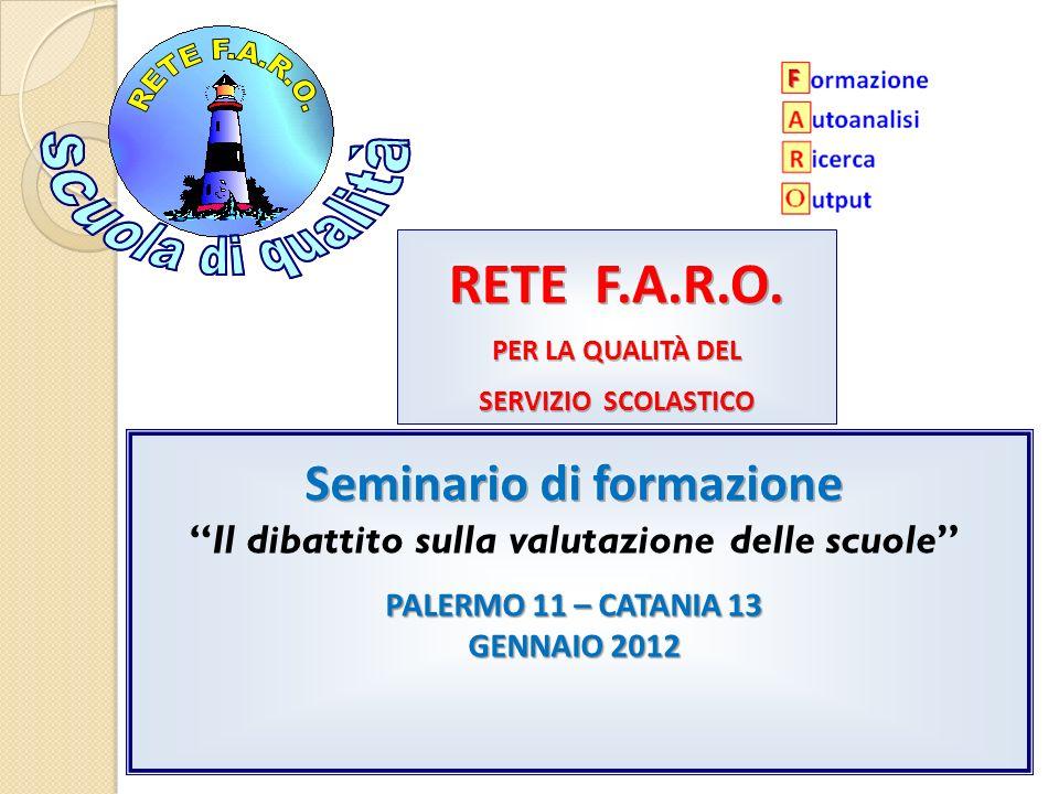 Analisi del Report di rete 2011 Salvatore Ferraro Unione Europea M.I.U.R
