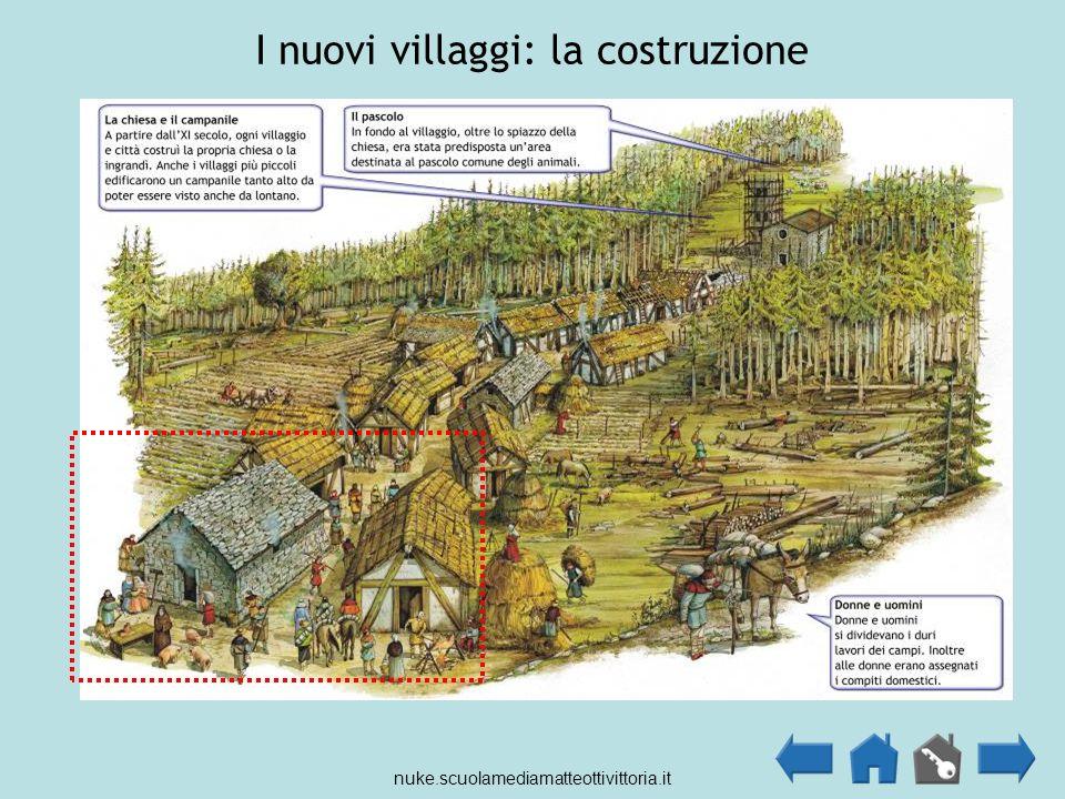 I nuovi villaggi: la costruzione nuke.scuolamediamatteottivittoria.it