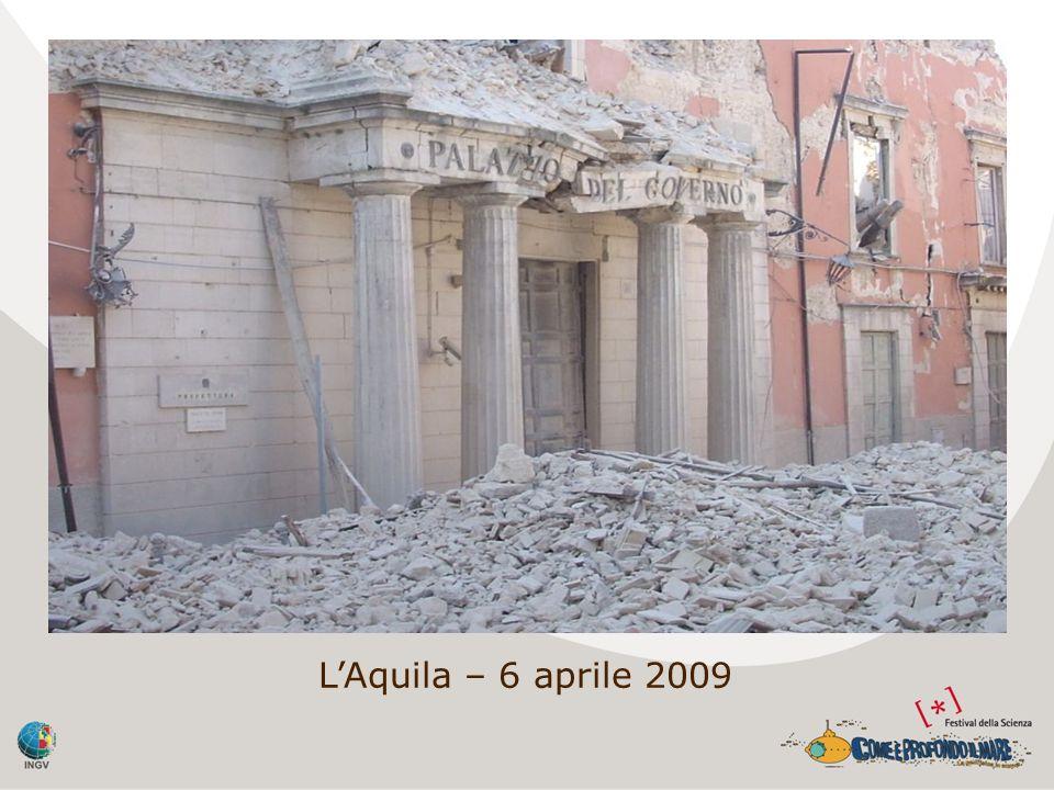 LAquila – 6 aprile 2009