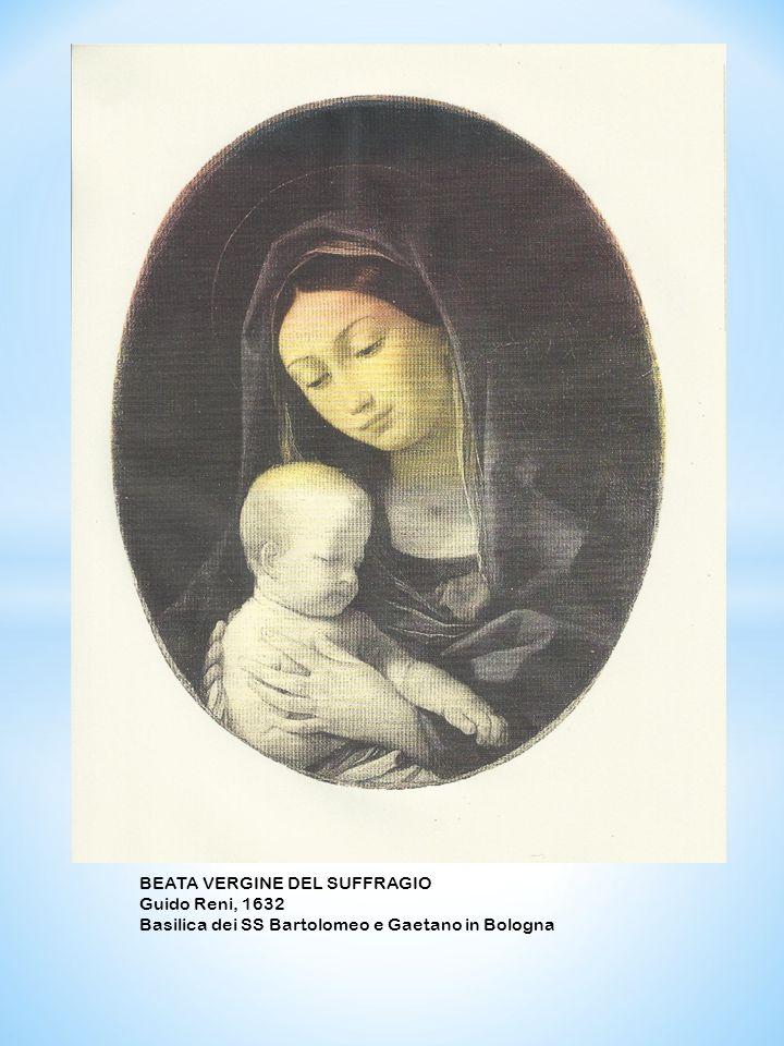 MADONNA CON BAMBINO Santuario della Madonna di S Luca in Bologna