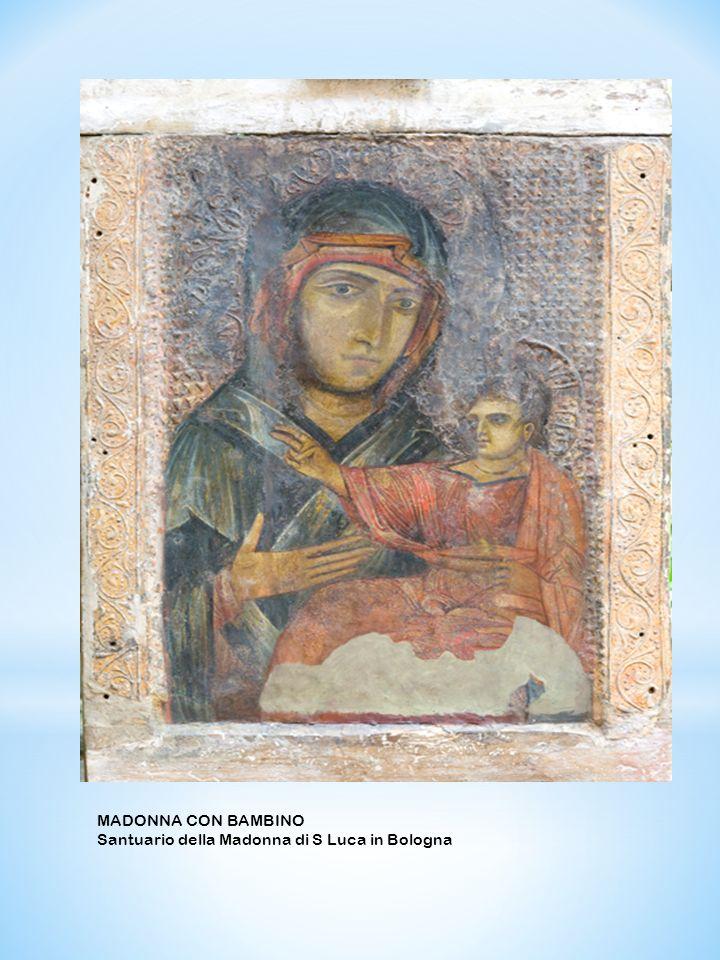 BATTESIMO DI GESU Giotto, 1303-05 Cappella degli Scrovegni in Padova