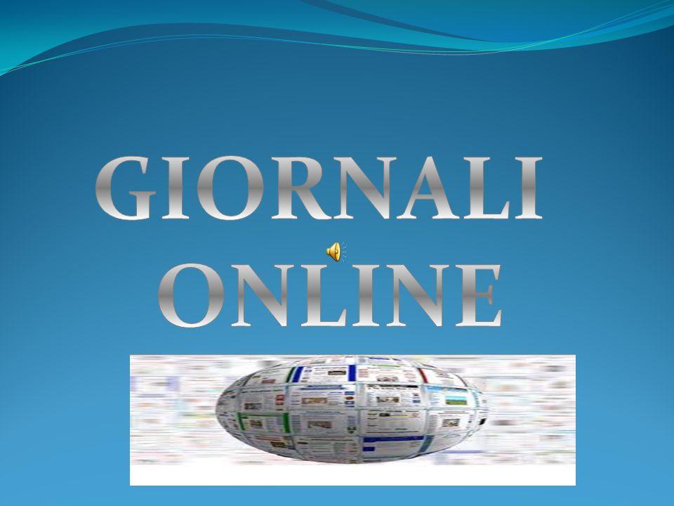Come nella stampa tradizionale, un giornale online può essere di informazione informazione o un periodico dedicato a una disciplina specifica