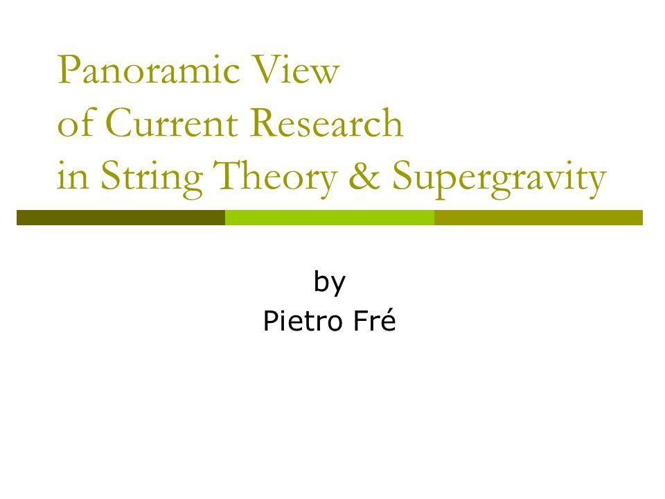 Abbiamo pure imparato.....che la Teoria della Stringa oltre alle dimensioni extra.......