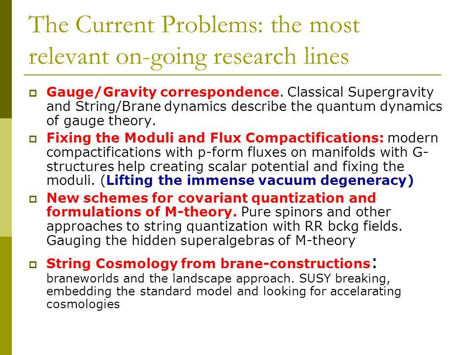 Ad esempio una 2-brana evolve nel tempo e spazza una 3-superficie La Teoria delle Stringhe contiene oggetti estesi di tutte le dimensioni Le p-brane s