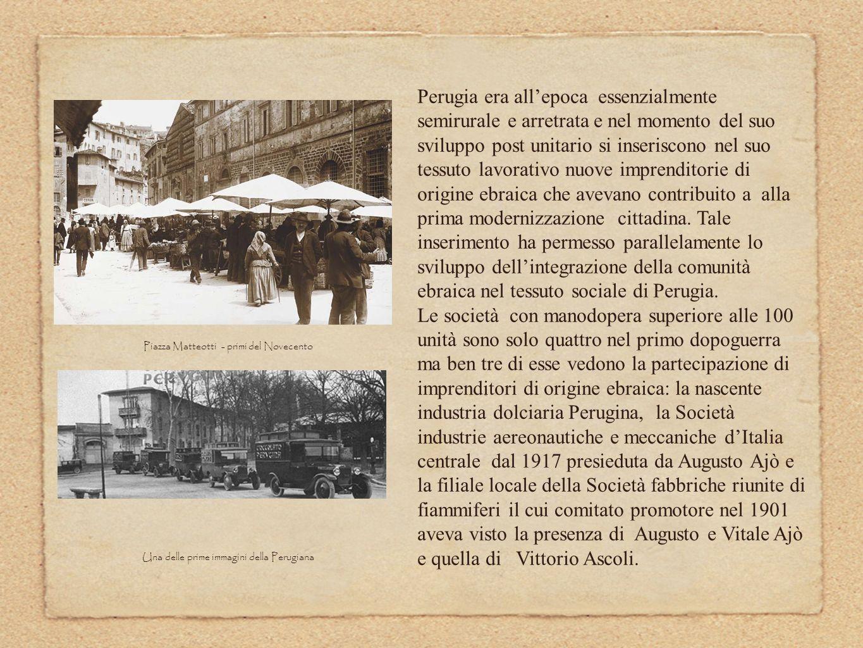 Erano personalità solide e significative per la città: Guido Coen fu poi presidente del Sindacato provinciale dei combustibili solidi, coprì varie cariche nel Sodalizio di S.