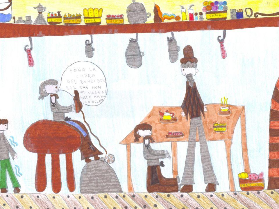 Un tempo le famiglie,la sera,si radunavano nelle stalle e le nonne erano solite raccontare ai nipoti delle storie che incutevano paura.