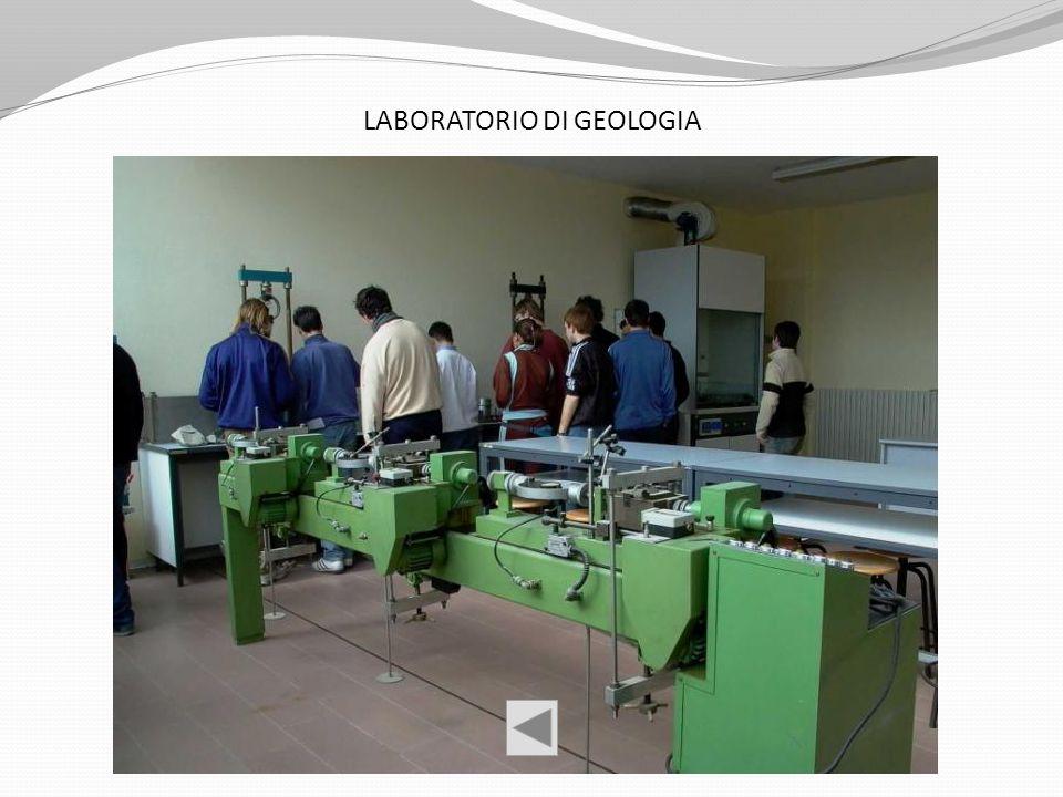 LABORATORIO DI GEOLOGIA