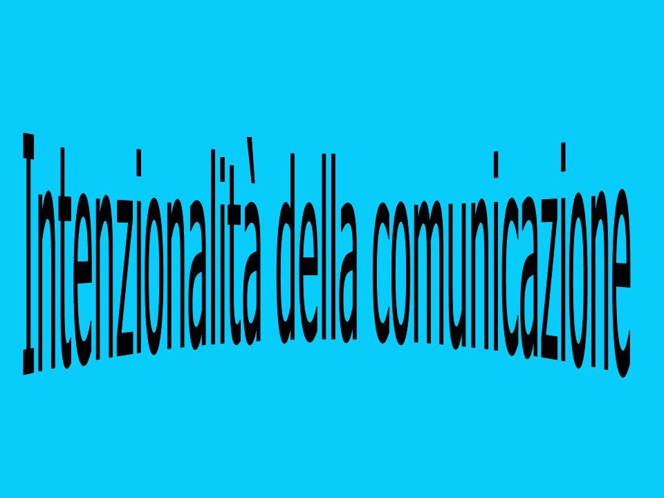 CNV informativoCNV comunicativoCNV interattivo Comprende gesti condivisi e interpretati in modo analogo da alcune classi dei lavoratori Comprende gesti che un emittente invia in modo chiaro consapevolmente ad un ricevente di cui si serve per trasmettere un preciso messaggio.