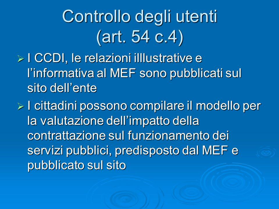 Controllo degli utenti (art.