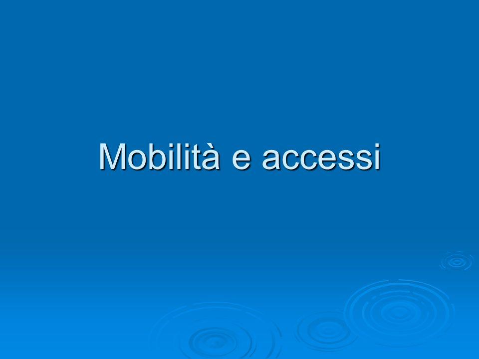 Mobilità e accessi