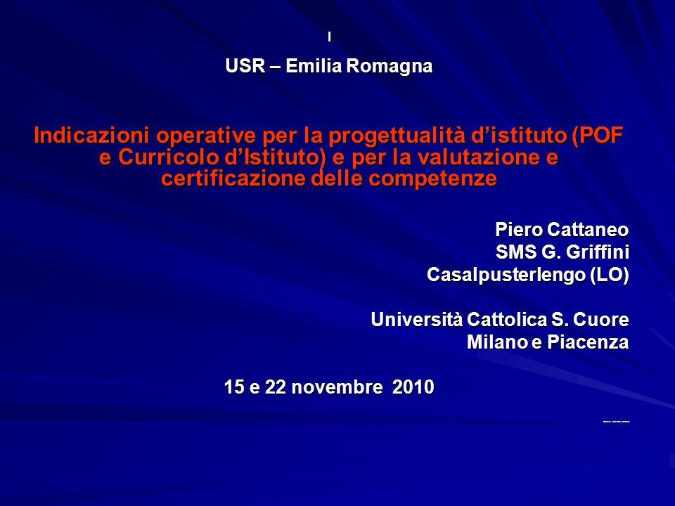 Bibliografia minima - Piero Cattaneo, in Scuolainsieme, n.