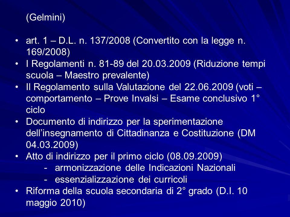 2.Quali linee culturali, pedagogiche, metodologiche sono presenti nel sistema scolastico italiano.