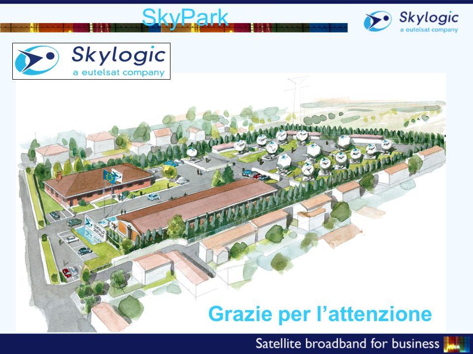 SkyPark Grazie per lattenzione