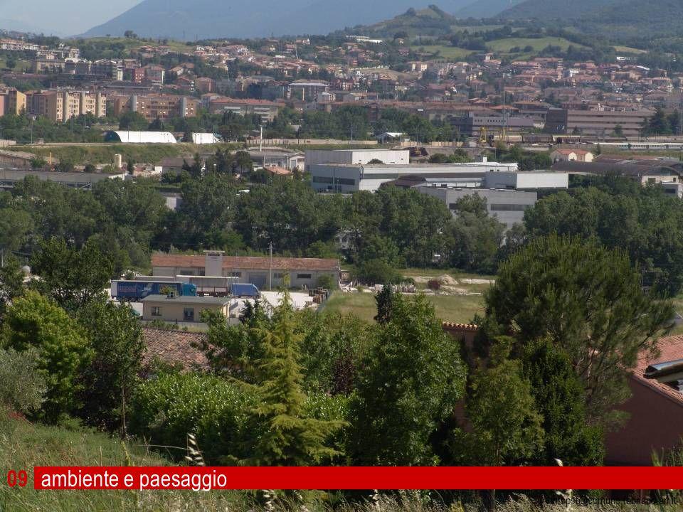 09 infopsf@comune.fabriano.an.it ambiente e paesaggio
