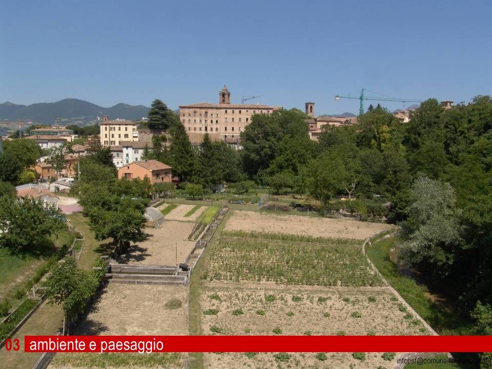 ambiente e paesaggio fabriano 14 07 06 infopsf@comune.fabriano.an.it Foto: Maurizio di Ianni 45