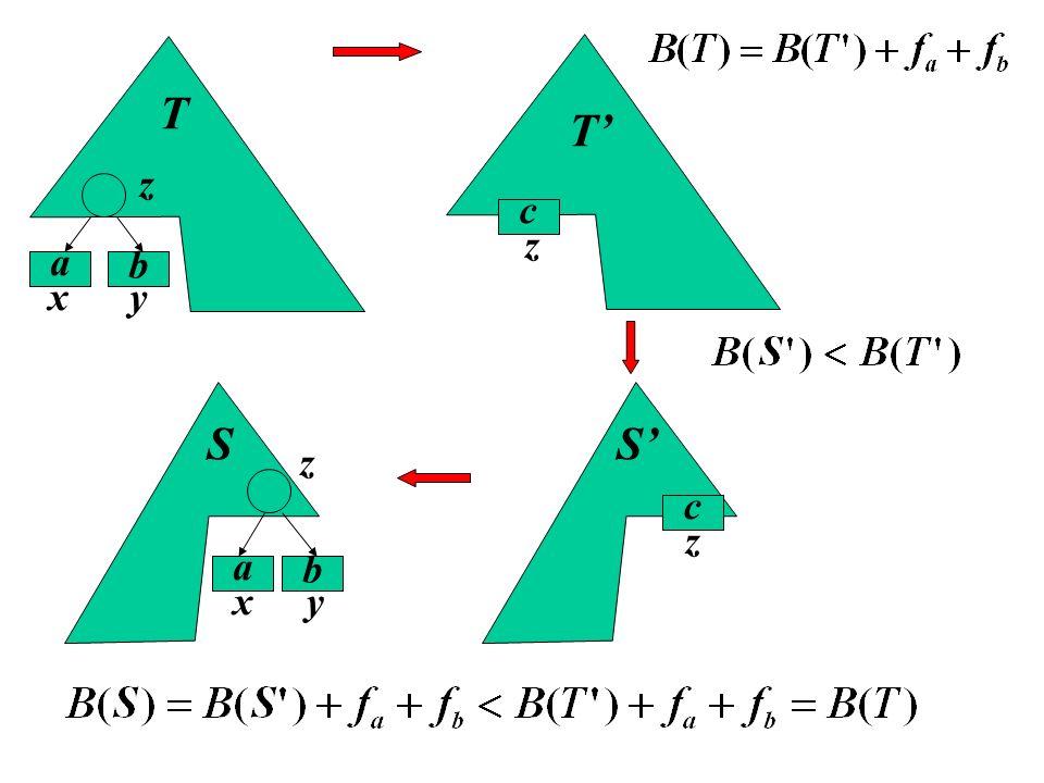 a b T xy z c T z S a b z xy c S z