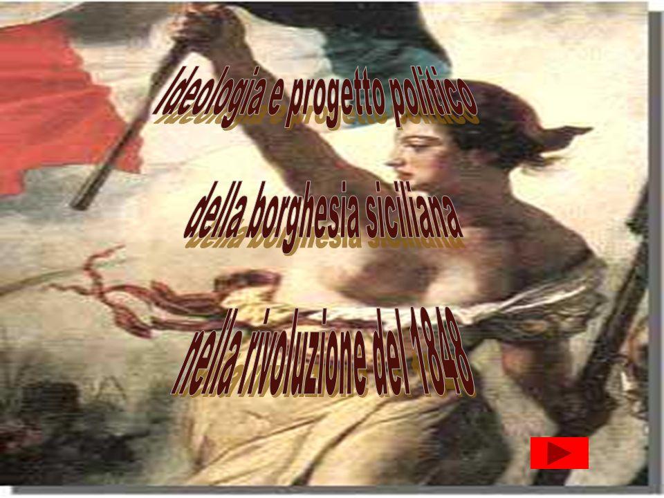 Questo fu il grande tradimento siciliano degli ideali e dei valori democratici che ispirarono i moti nazionali del 1848