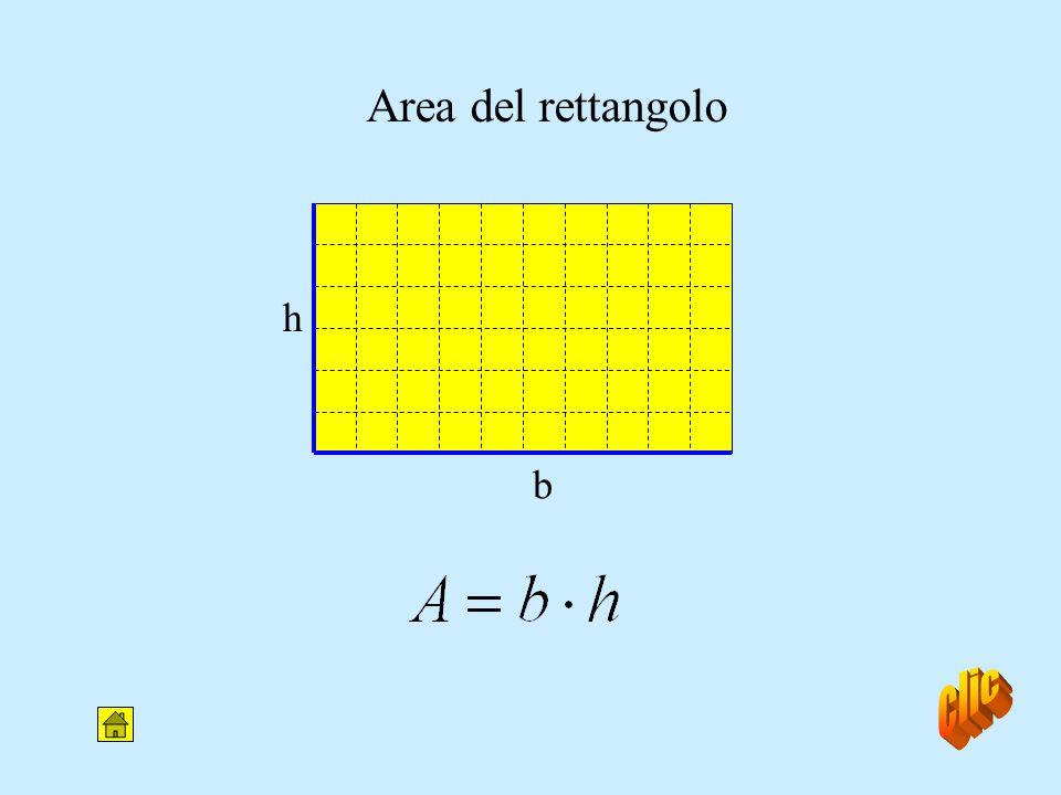 Area del quadrato lato