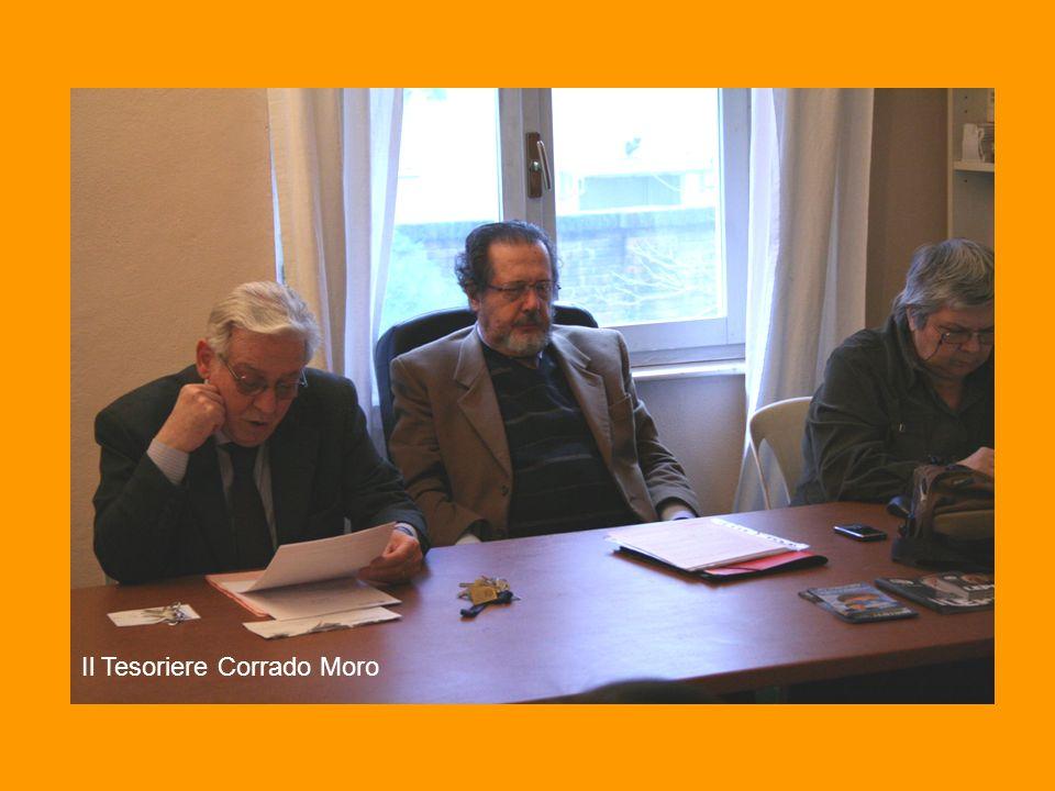 Il Presidente Renato De Giorgio ha riferito allAssemblea le attività svolte dalla nostra Associazione nel corso del 2009 e quelle programmate o previste per il corrente anno.