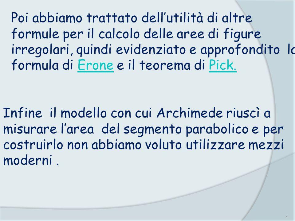 10 Archimede Archimede uno dei massimi scienziati della storia.