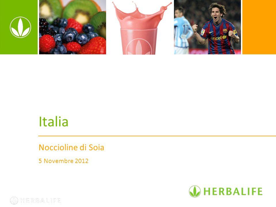 Italia Noccioline di Soia 5 Novembre 2012