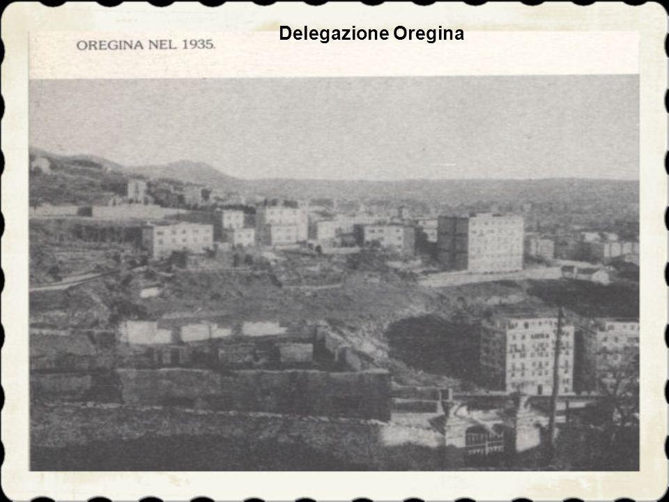 Delegazione Oregina