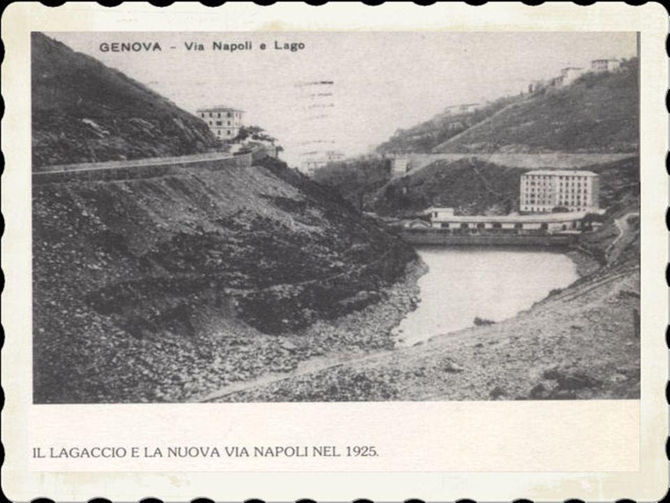 7)Lamarmora intimava la resa al generale Avezzana, atto che concludeva la breve insurrezione di Genova. In novembre del 1944, nel corso di una incursi