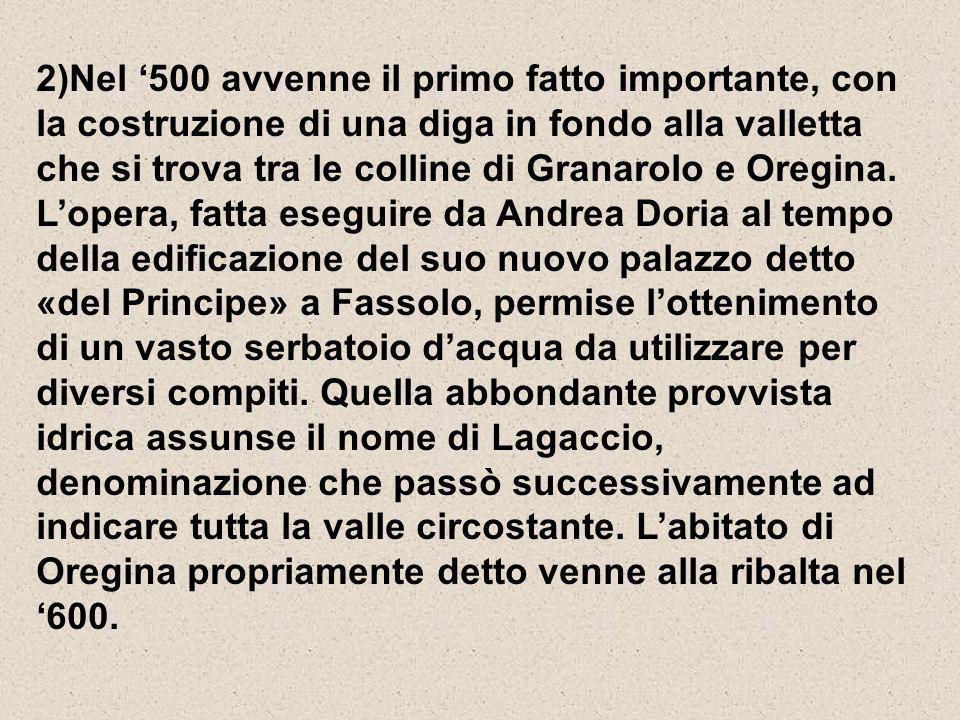 7)Lamarmora intimava la resa al generale Avezzana, atto che concludeva la breve insurrezione di Genova.
