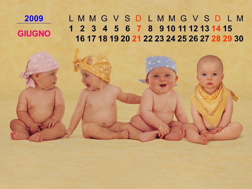 2009LMMGVSDLMMGVSDLM GIUGNO 123456789101112131415 161718192021222324252627282930