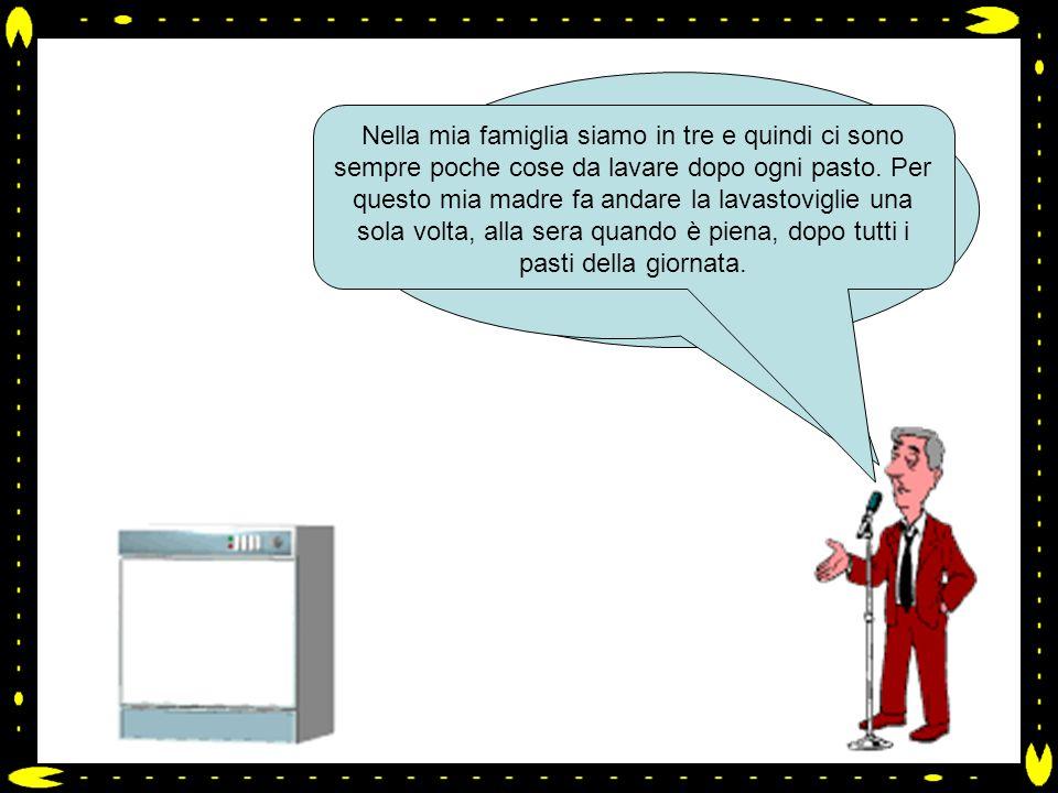 Buon Appetito!... e Buon Risparmio Energetico!!! by Angelica, Martina e Gianmarco