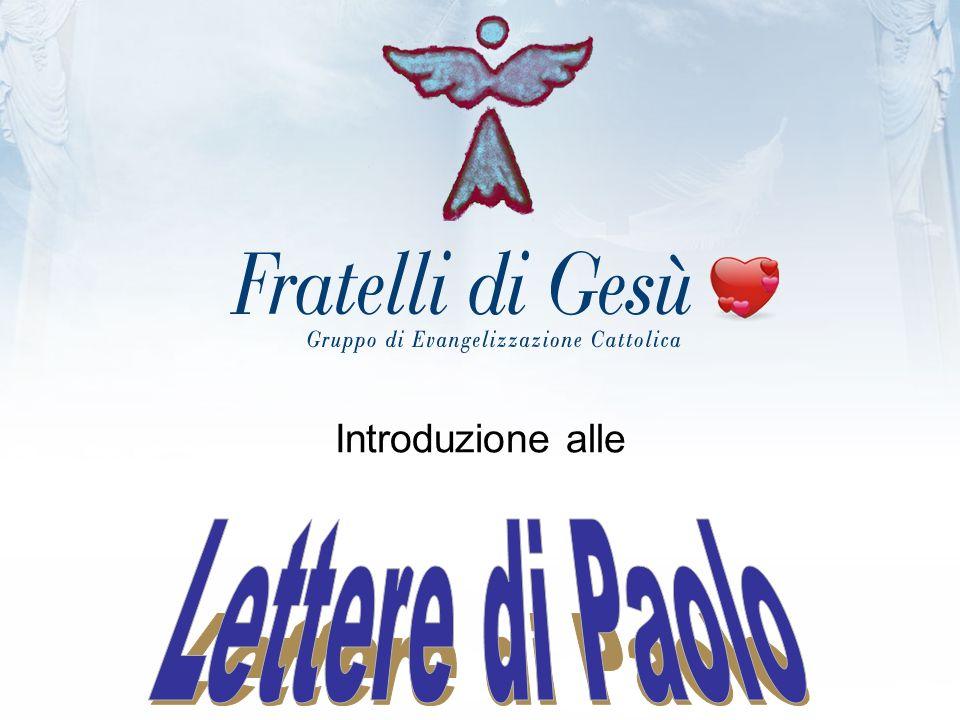 LETTERA AI ROMANI Nella primavera del 58 Paolo è a Corinto, ospite dellamico Gaio.