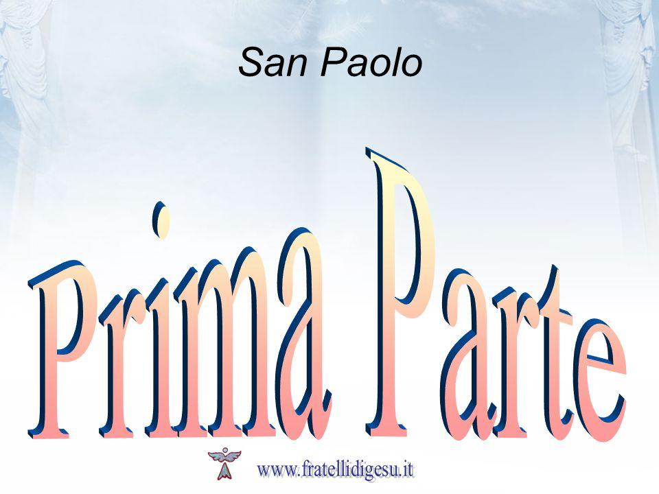 Chi è San Paolo.