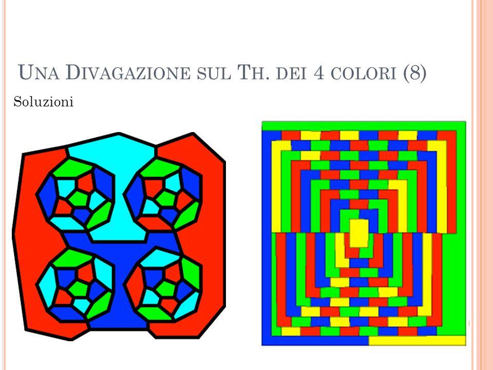 Soluzioni 86 U NA D IVAGAZIONE SUL T H. DEI 4 COLORI (8)