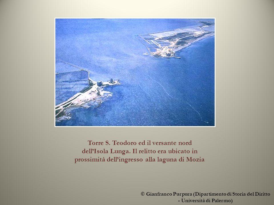 © Gianfranco Purpura (Dipartimento di Storia del Diritto - Università di Palermo) Torre S.