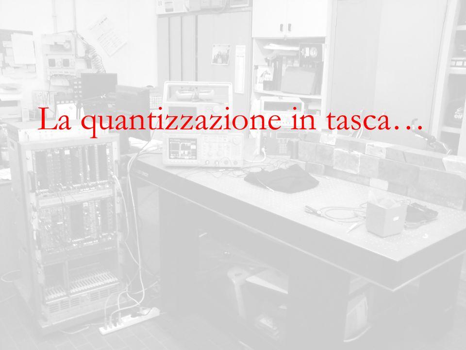 La quantizzazione in tasca…