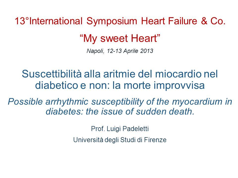 13°International Symposium Heart Failure & Co.