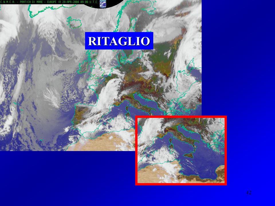 42 RITAGLIO