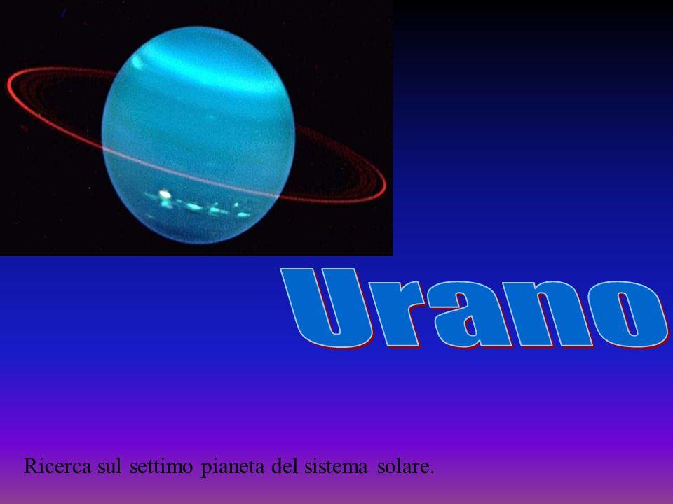 Ricerca sul settimo pianeta del sistema solare.