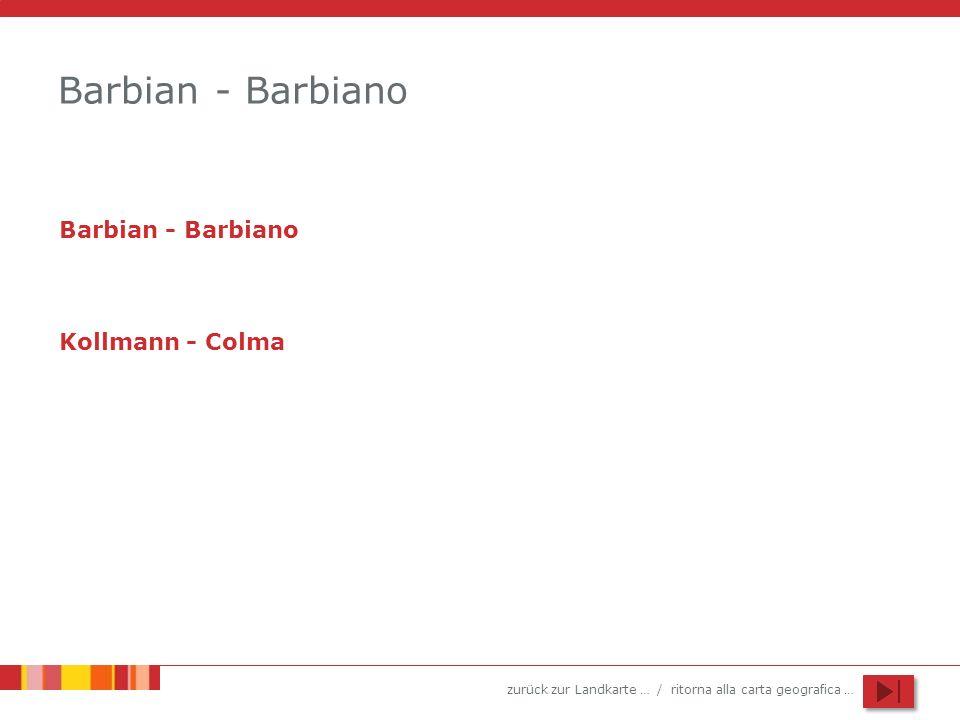 zurück zur Landkarte … / ritorna alla carta geografica … Scuola dellinfanzia in lingua italiana Vittorino Da Feltre Italienischer Kindergarten Vittorino Da Feltre Via C.