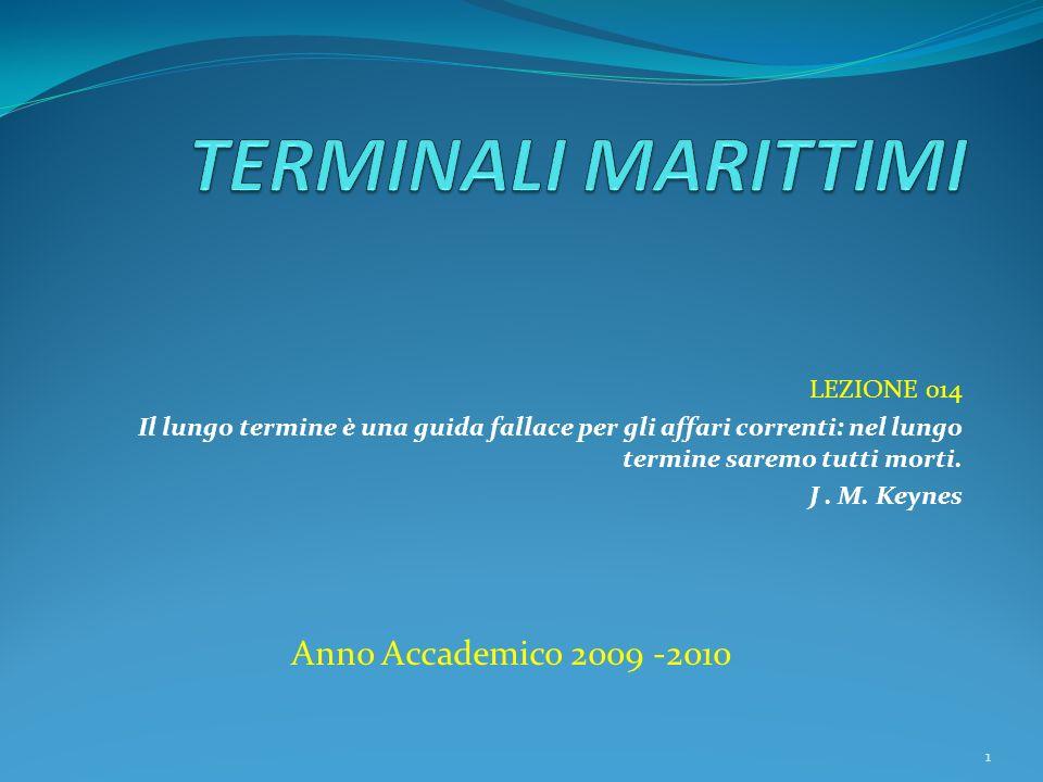 LEZIONE 014 Il lungo termine è una guida fallace per gli affari correnti: nel lungo termine saremo tutti morti.